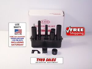 LEE 90071 * LEE LOAD-ALL II SHOT SHELL PRESS CONVERSION KIT TO 16 GAUGE * 90071