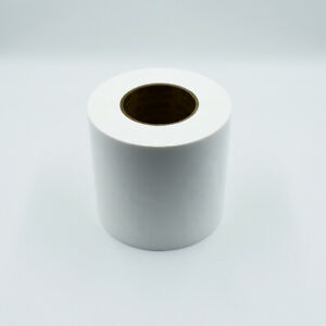 Roll Of 6 X 180 Shrink Film Tape White Msw 706w