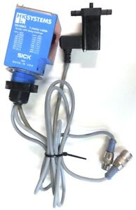 Hk Systems Sick 0314083 Photo Cell Accumulation Sensor W solenoid Valve 120vac