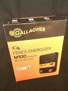 Gallagher The Wrangler Electric Fence Engergizer