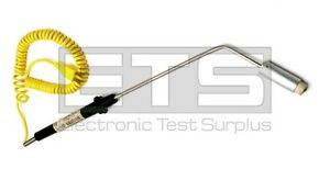 Cole parmer 08516 61 Yellow Type K 45 Angled Flat Surface Thermocouple Probe