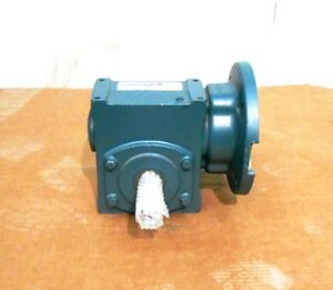 Baldor Dodge Tigear 2 Right Angle Worm Gear Reducer 26q10l18 175 Rpm