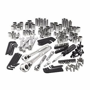 50230 Craftsman 230 pc Sae metric Mechanics Tool Set