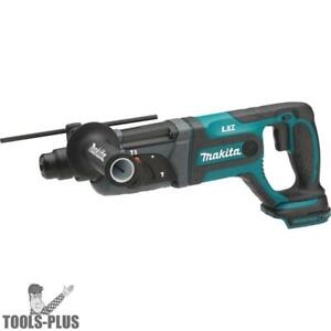 Makita Xrh04z Xag 7 8 18 V Lxt Lithium ion Sds Rotary Hammer tool Only New