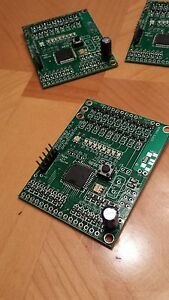 New England Micro Solutions Pic Microcontroller 8 Bit I o Board 7 25v