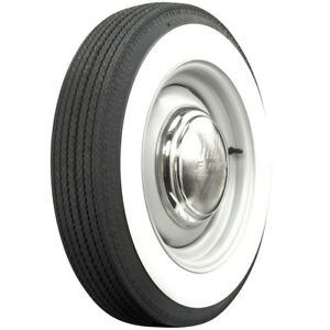 Coker Classic 2 3 4 White Wall Bias Tire 560 15 Perfect For Vw Beetle