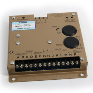 New Engine Governor Speed Controller Esd5221