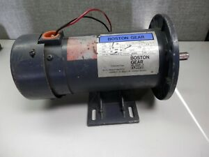 Boston Gear 1 2 Hp 1725 Rpm Motor Pm950atf 1