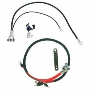 Oe Style Battery Cable Bracket Set For 1971 1972 Mopar B Body