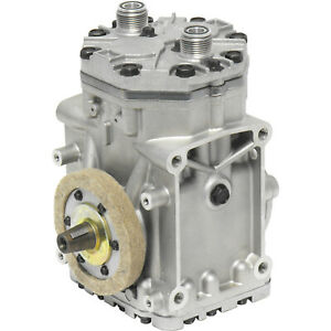 New A C Compressor York Style R210l Body Without Clutch 1 Year Warranty