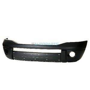 New Front Lower Bumper Cover Primed Fits 2006 2009 Dodge Ram 2500 Ch1000872