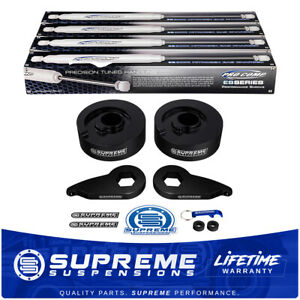 Fits 97 02 4wd Expedition 3 Front 2 Rear Billet Full Lift Kit Es9000 Shocks