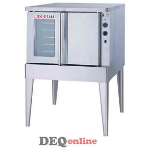 Blodgett Sho 100 e Single Full Size Electric Convection Oven