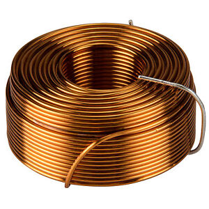 Jantzen 1855 0 70mh 20 Awg Air Core Inductor