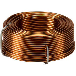 Jantzen 1022 0 33mh 18 Awg Air Core Inductor