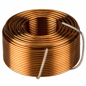 Jantzen 1034 0 50mh 20 Awg Air Core Inductor