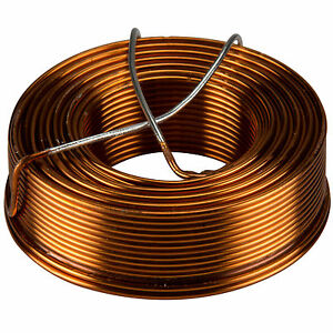 Jantzen 1952 0 65mh 18 Awg Air Core Inductor