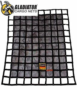 Heavy Duty Pickup Truck Cargo Net Standard Bed Mgn 100 Gladiator Cargo Gear