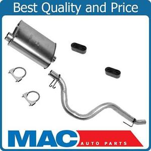 1987 1988 1989 1990 Jeep Wrangler 4 2l Engine Muffler Exhaust Pipe System New