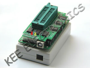 newest Kee Usb Eprom Programmer Avr Bios Pic Programmer Shipfromusa