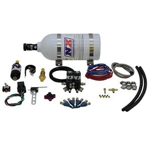 Motorcycle Nitrous Kit Nx Moto 4 W 2 5 Lb Bottle