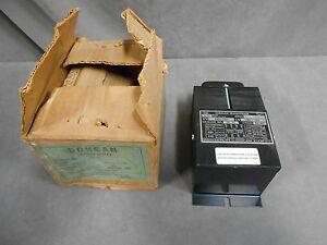 Nib Unused Dongan Transformer Cat No 35 15