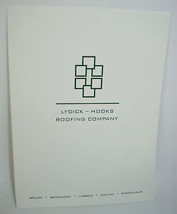 Printed Pocket Folders 500 High Quality 1 color Custom Business Presentation