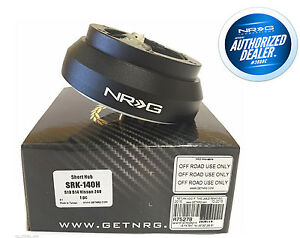 Nrg Short Hub Steering Wheel Adaptor For Nissan S13 S14 240sx 200sx Sent