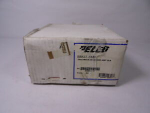 Pelco Bb53t smb Spectra Iii Series Surface Mount Back Box Black New