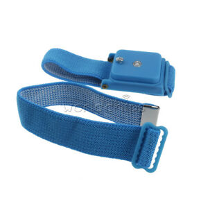 Cordless Wireless Anti Static Esd Discharge Cable Band Wrist Strap Slim