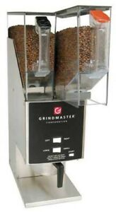 Grindmaster 250rh 2 Coffee Grinder W 2 Hoppers new authorized Seller