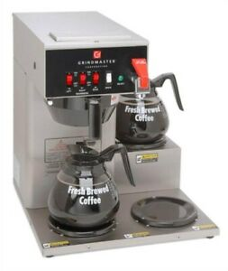 Grindmaster B 3wr Decanter Coffee Brewer authorized Seller