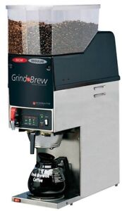 Grindmaster Gnb 21h Grind Brew Coffee System Brewer authorized Seller
