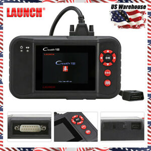 Launch X431 Creader Viii 8 Dtc Auto Diagnost Code Reader Scanners Us Warehouse