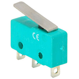 Spdt Miniature Snap action Micro Switch With Lever