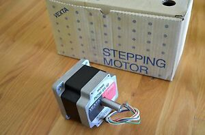New Vexta Oriental Pk296 e4 5b Nema34 Stepper Stepping Motor cnc Router Diy Kit
