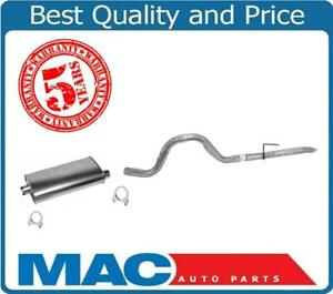 1992 1997 Jeep Grand Cherokee 4 0l 2 25 Inlet 2 00 Oultet Muffler Exhaust System