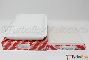 Toyota Tacoma 2006 2015 4cyl 2 7l Genuine Air Cabin Filter Kit