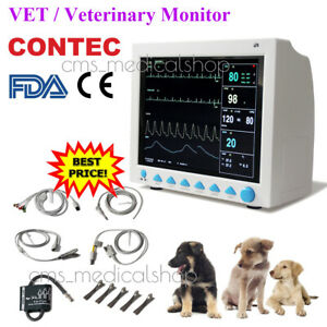 Us Seller veterinary Patient Monitor Multiparameter Icu Machine Big Screen
