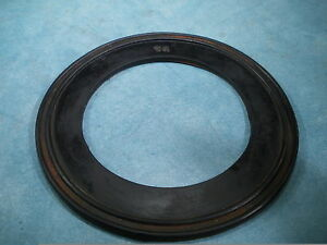 1936 Ford Rubber Horn Grille Grill Cover Pad Gasket 68 16156