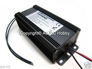 Jrtronic Ac85 265v 100w Waterproof Pwm Dimmable Driver