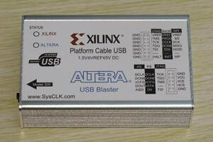 Xilinx Altera Fpga Cpld Usb Download Cable Jtag Blaster Cy7c68013a Xc2c256