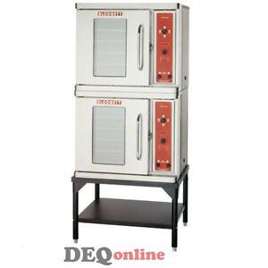 Blodgett Ctbr Double Half single Electric Convection Oven