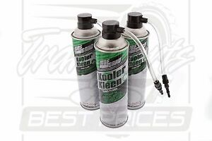 Cooler Line Flush Cleaner Lube Gard 14 Oz Automatic Transmission 3 Pack