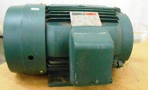 Reliance Electric Motor 535302 hb 20 Hp 1760 Rpm 256t Frame Xe