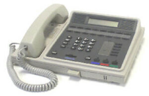 Comdial Americom 7016s pg Speaker Display Telephone Grey