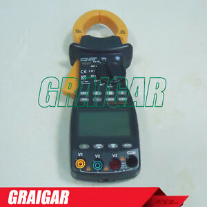 Precision Multifunction Three Phase Digital Power Clamp Meter Yh351