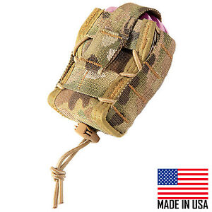 Hsgi High Speed Gear Universal Police Duty Handcuff Taco Molle Pouch Multicam