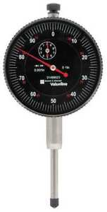 Dial Indicator 0 To 1 In 0 100 Tesa Brown Sharpe 01489023