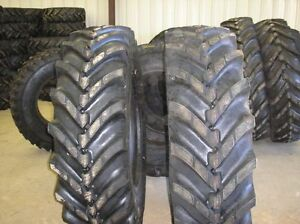 New Voltrye 18 4r34 Radial Tractor Tire With Tube 8 Ply
